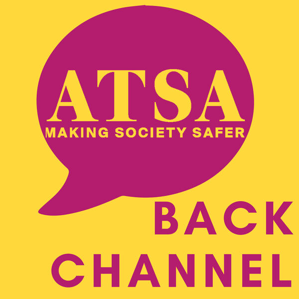Backchannel: Expert Conversations about Sexual Abuse, Treatment & Prevention Podcast Artwork Image