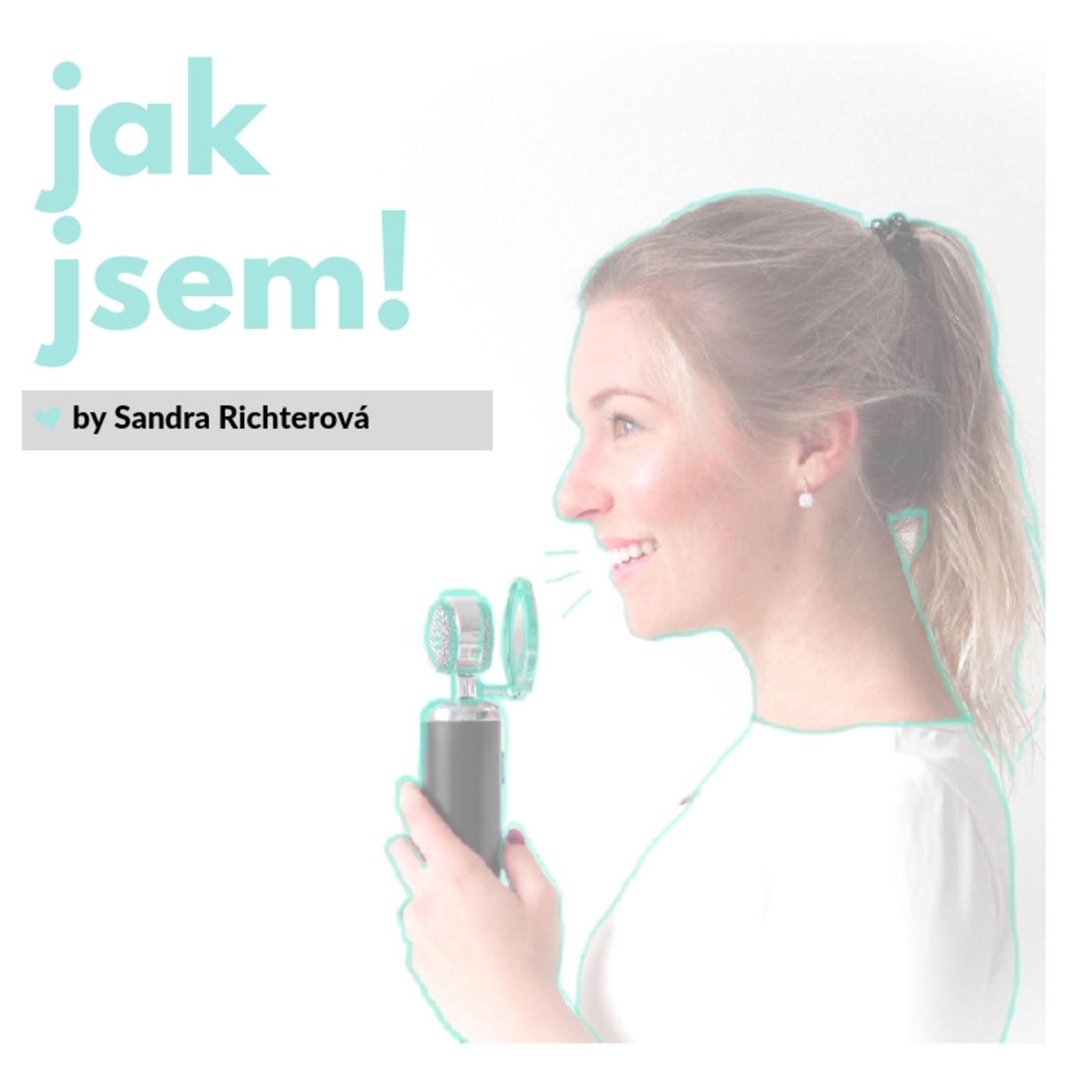 1. JAK JSEM málem nikdy nezačala s podcastem!