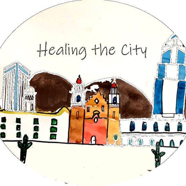 Healing the City Podcast Artwork Image