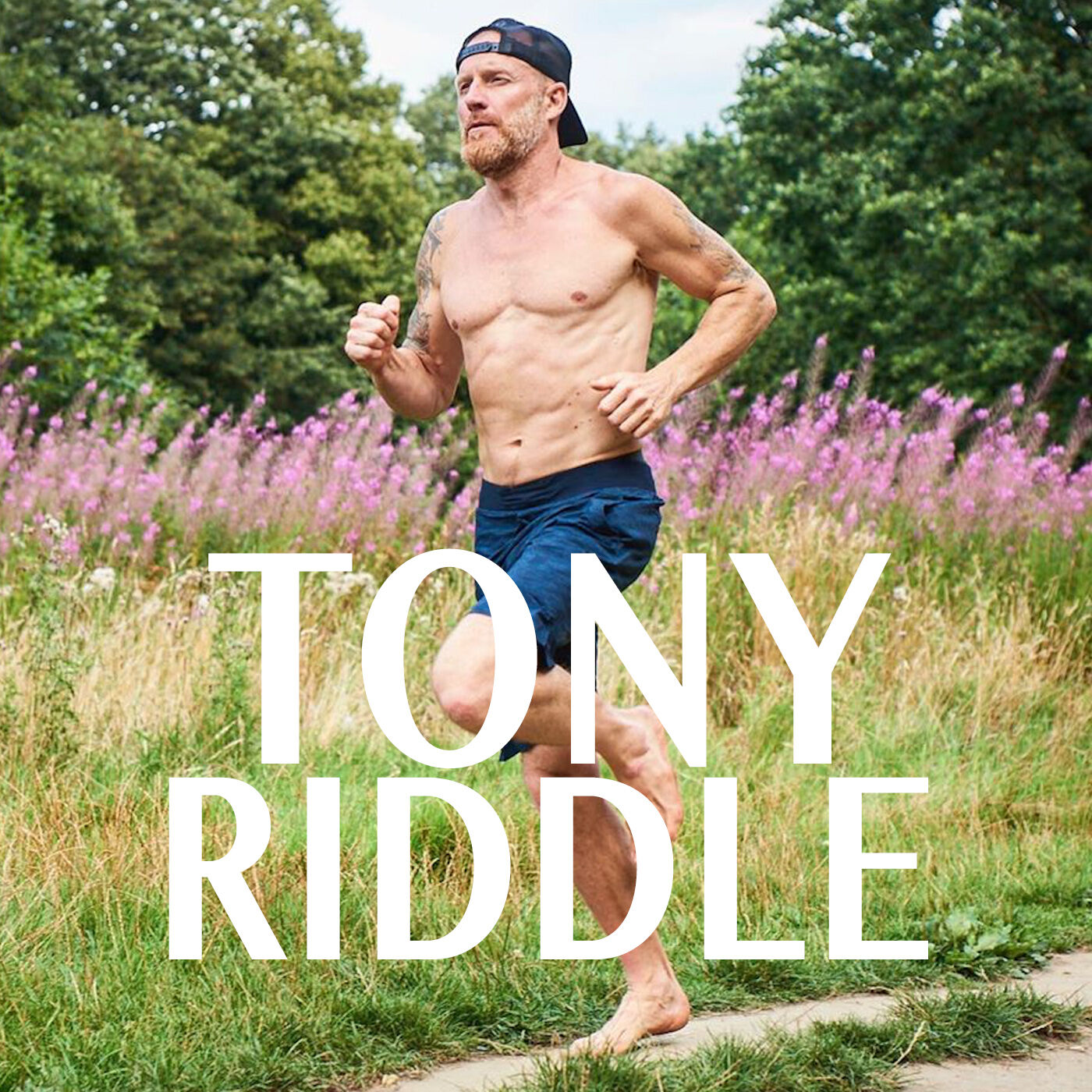 Rewild with Tony Riddle