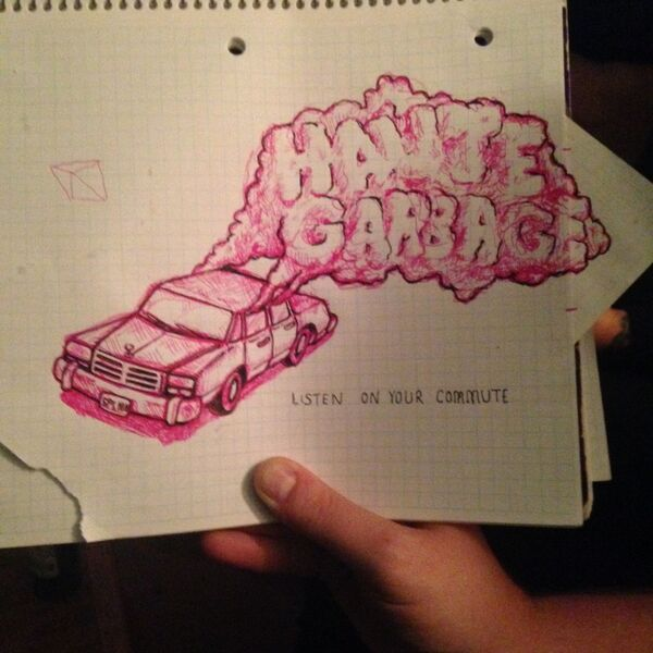 The Haute Garbage Podcast Podcast Artwork Image
