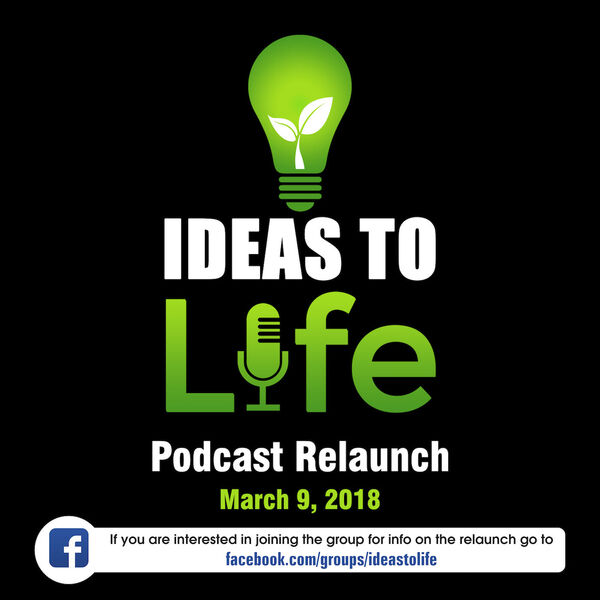 Archive Ideas to Life Podcast Artwork Image