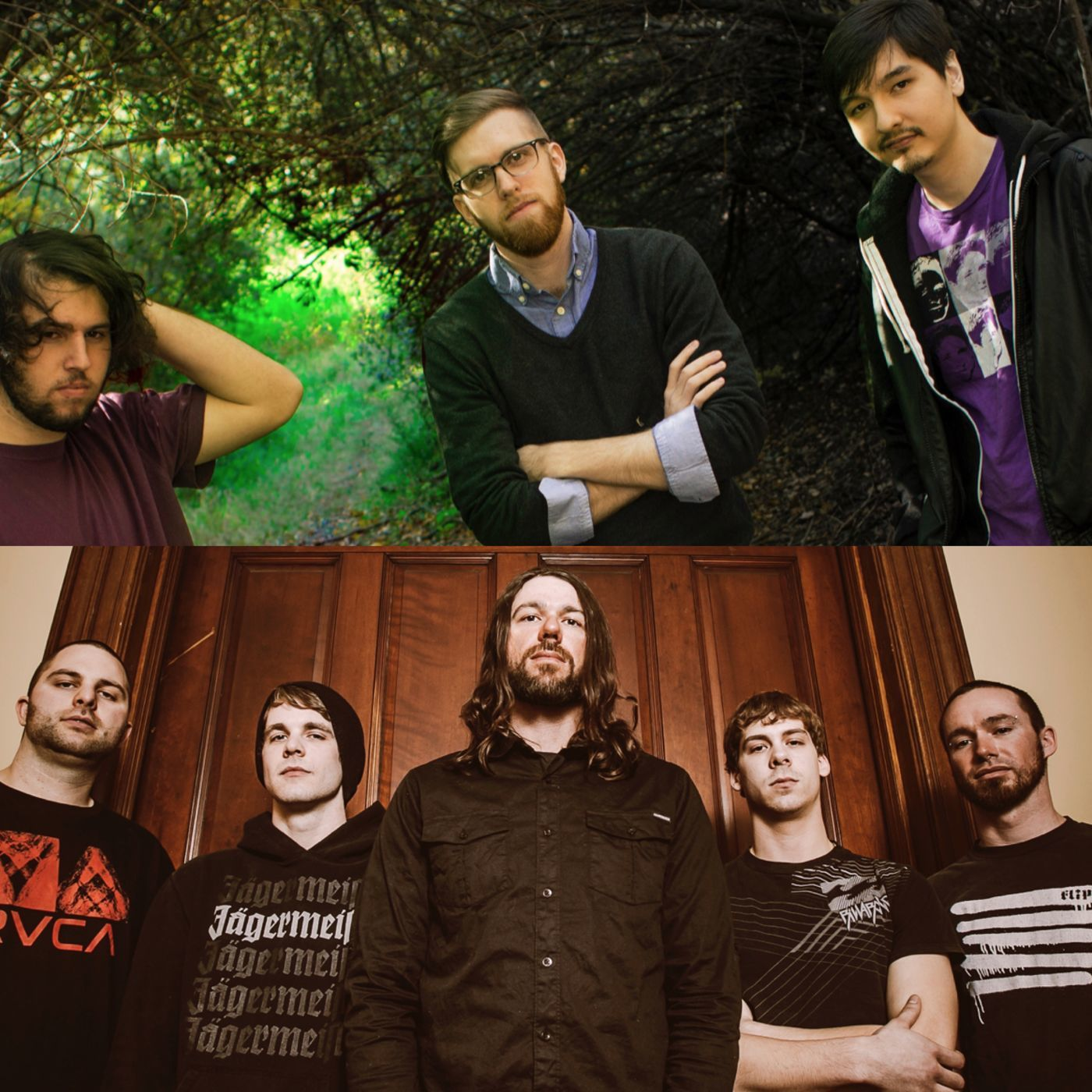 Odium + Native Construct: Two metal artists you should know