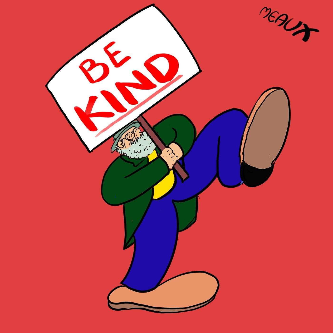The Benefits of Being Kind