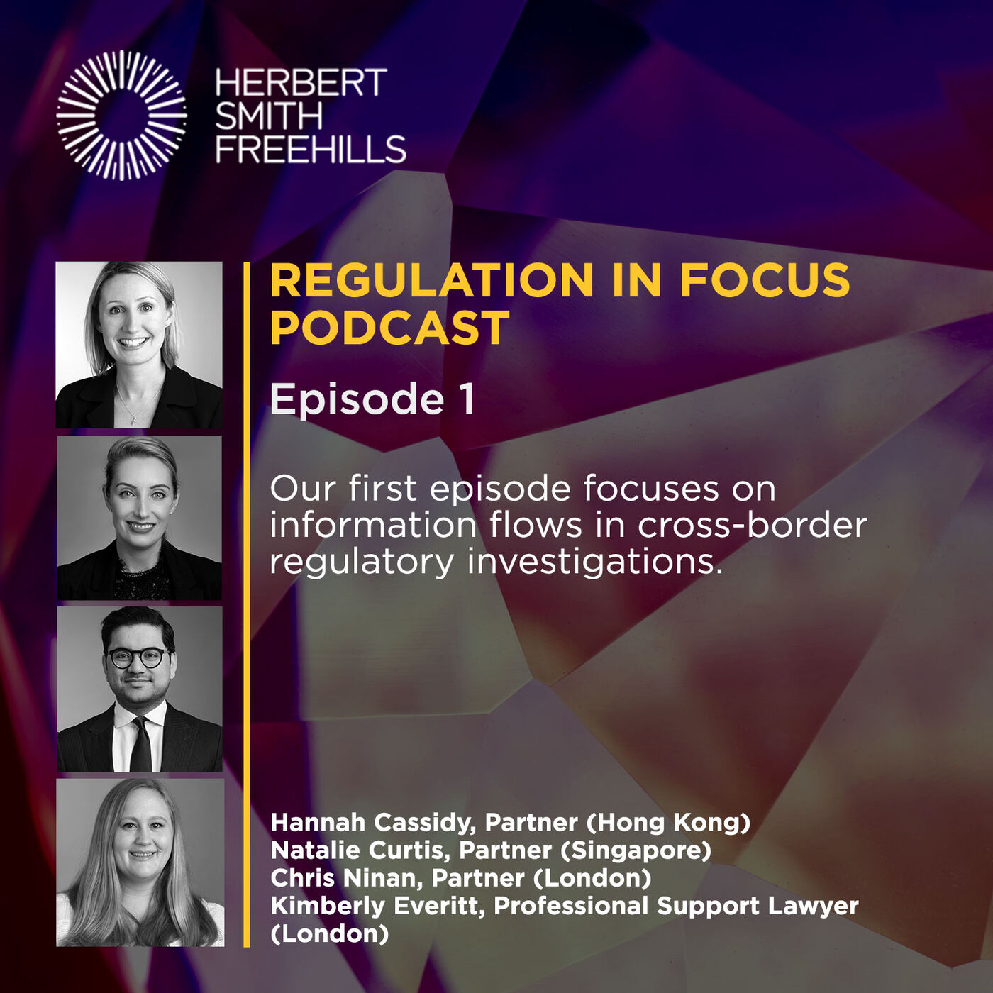 Regulation in Focus EP1: Information flows in cross-border regulatory investigations