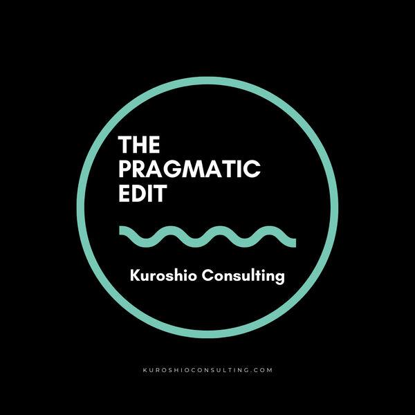 The Pragmatic Edit Podcast Artwork Image