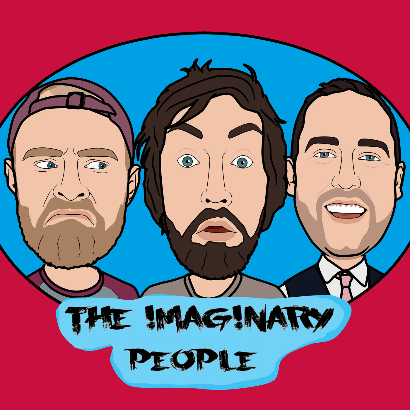 The Imaginary People S1E1