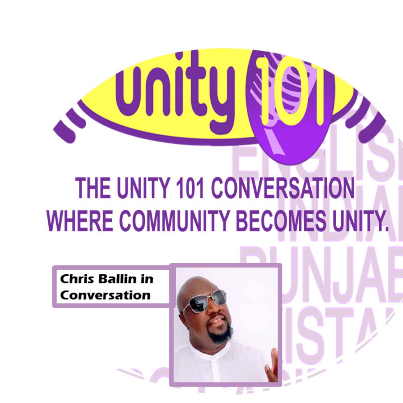 A conversation with singer and Renegade recording artist Chris Ballin