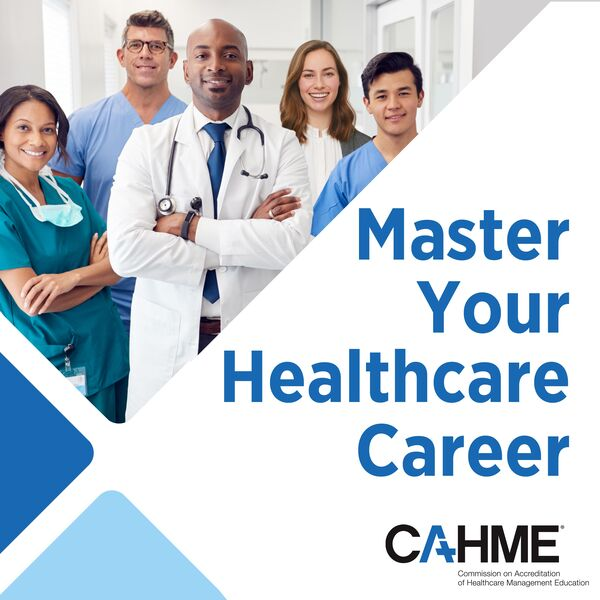 Master Your Healthcare Career Podcast Artwork Image