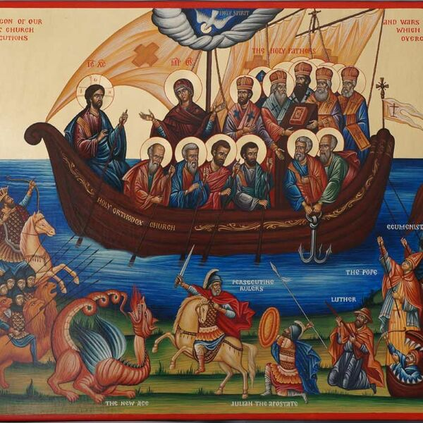 Katolikpodden Podcast Artwork Image