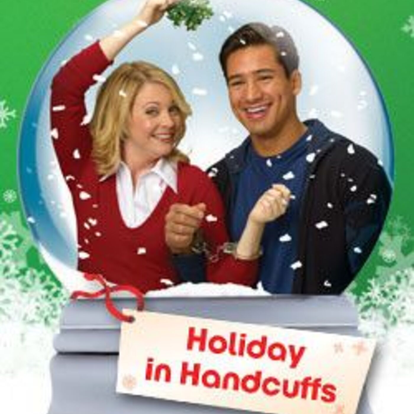 Holiday Special Pt. Deux - Holiday in Handcuffs