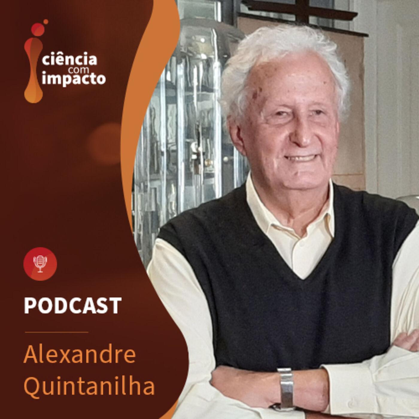 Podcast T2E3: Alexandre Quintanilha - O Cientista Cidadão