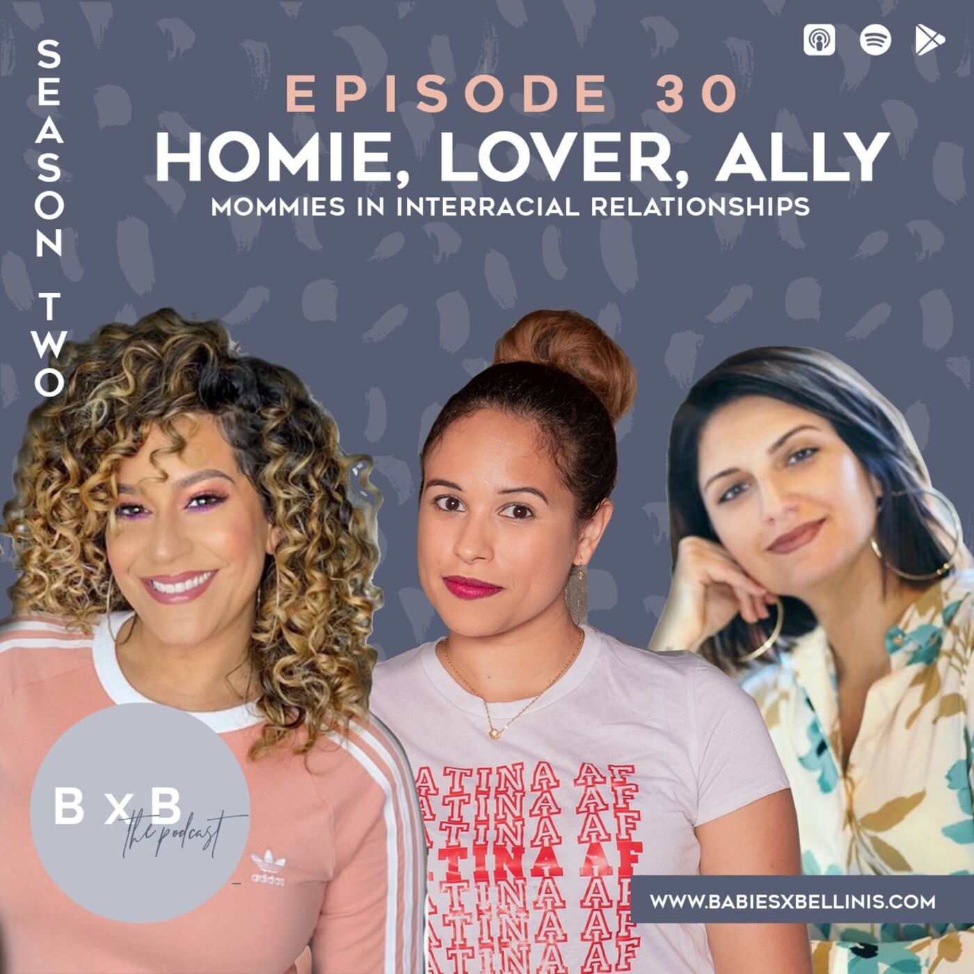 Homie, Lover, Ally: Mommies in Interracial Relationships