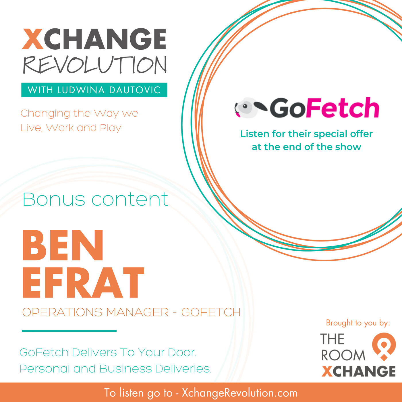 GoFetch Delivers To Your Door - Personal or Business Deliveries