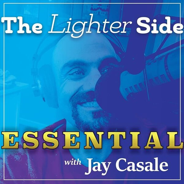 The Lighter Side with Jay Podcast Artwork Image