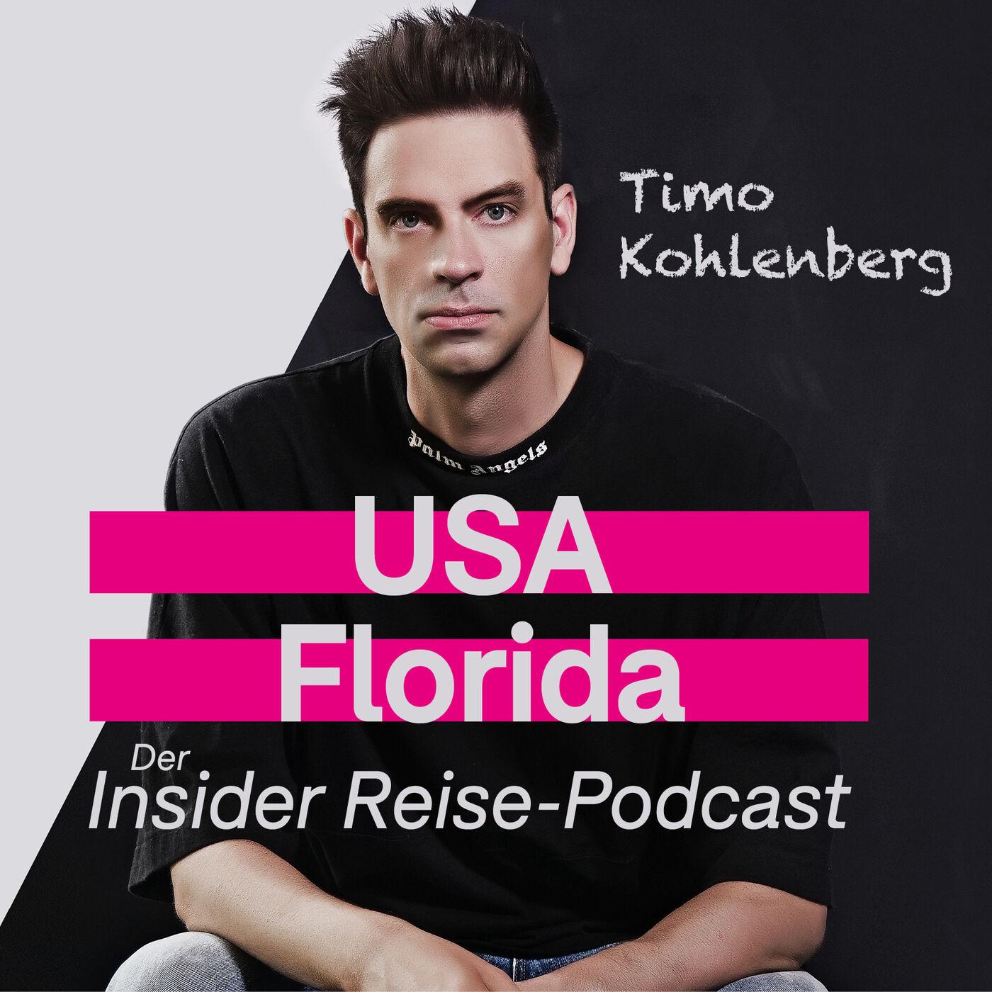 Florida: Manatees und Fine Dining in Badehose | Insider Reisepodcast mit Timo Kohlenberg