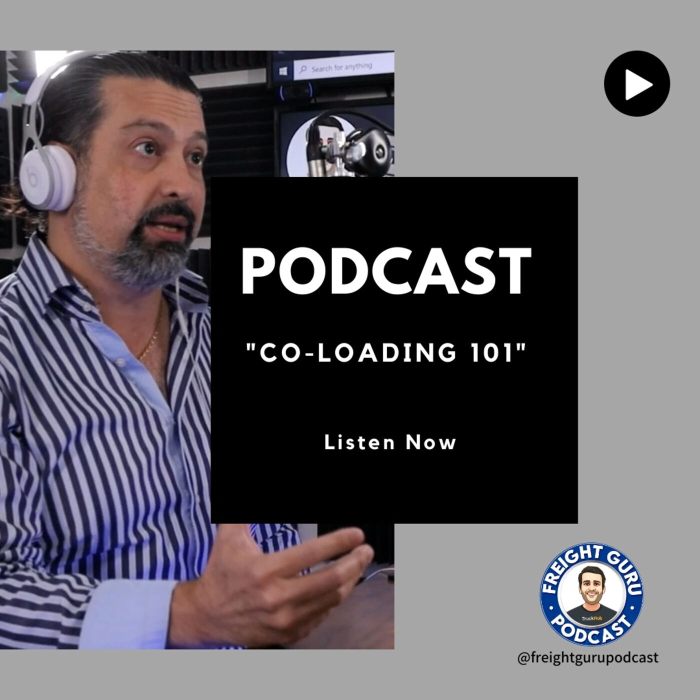 Co-Loading 101 - Freight Guru Podcast Ep. 19