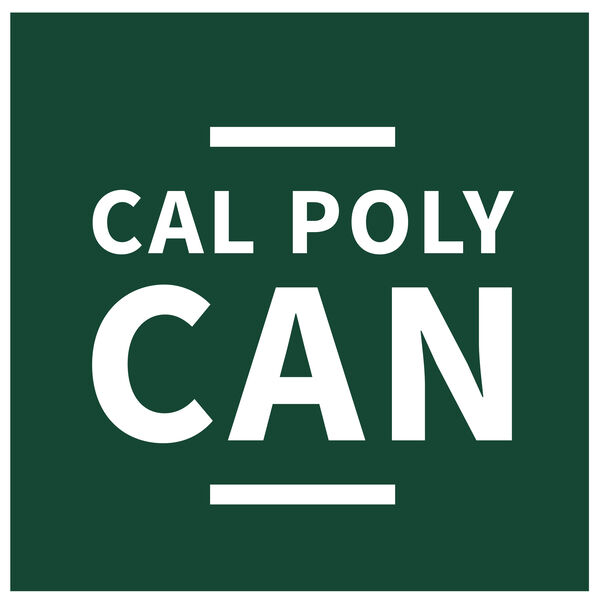 Cal Poly Can Podcast Artwork Image
