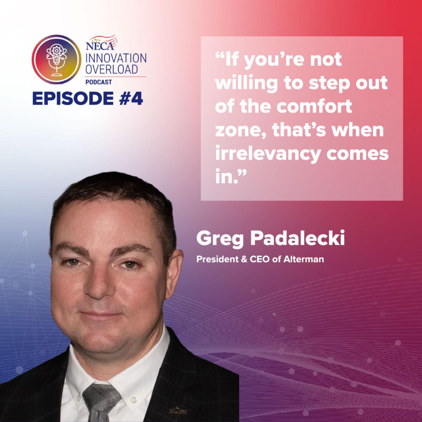#4 - Greg Padalecki
