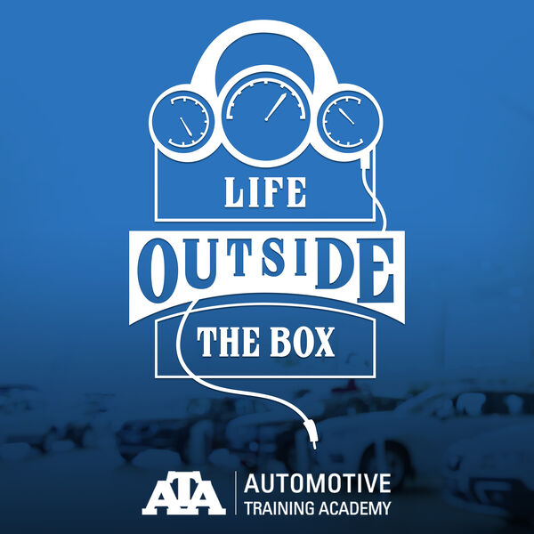 Life Outside the Box Podcast Artwork Image