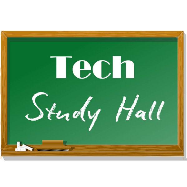 Tech Study Hall Podcast Artwork Image