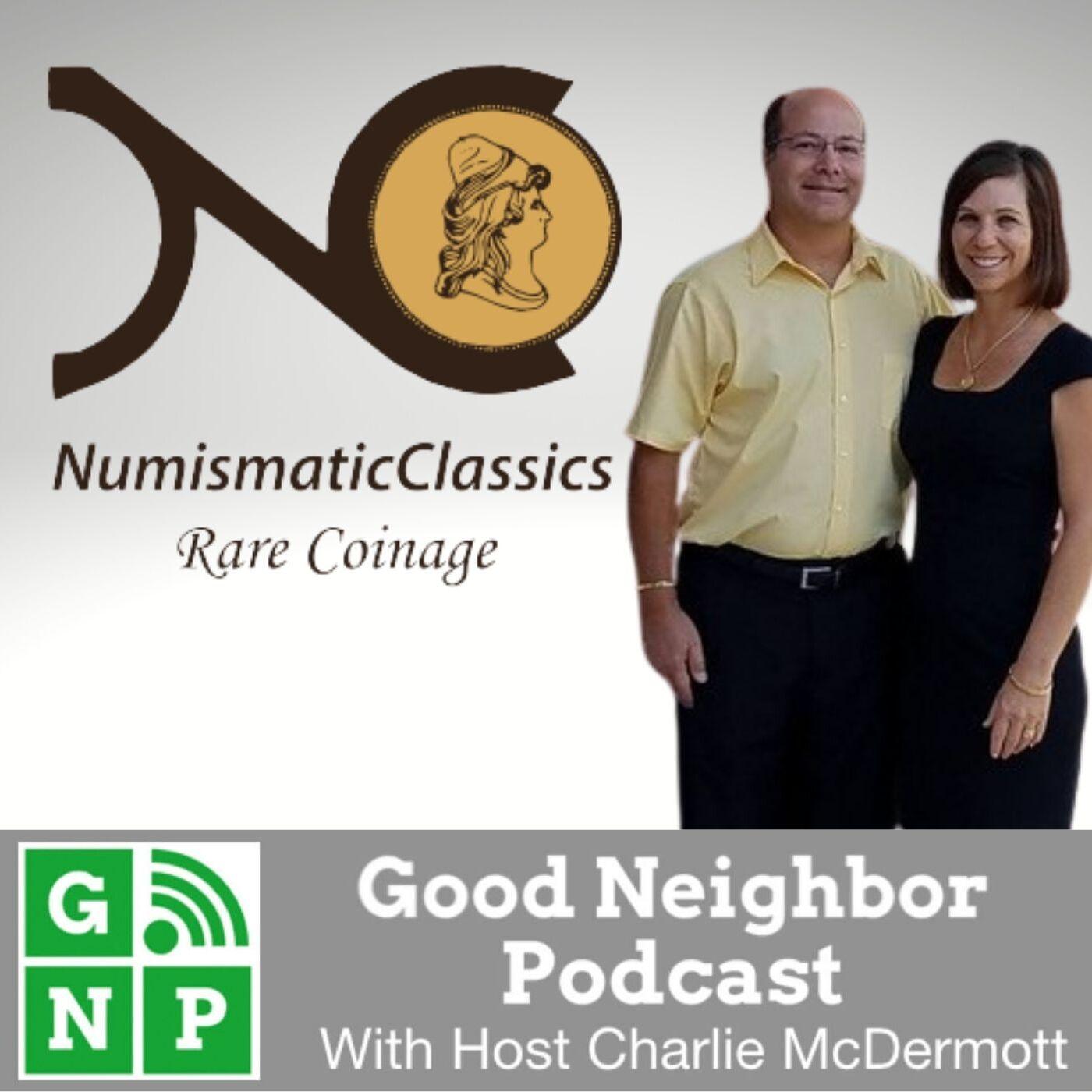 EP #439: NumismaticClassics with Rick & Patricia DeSanctis