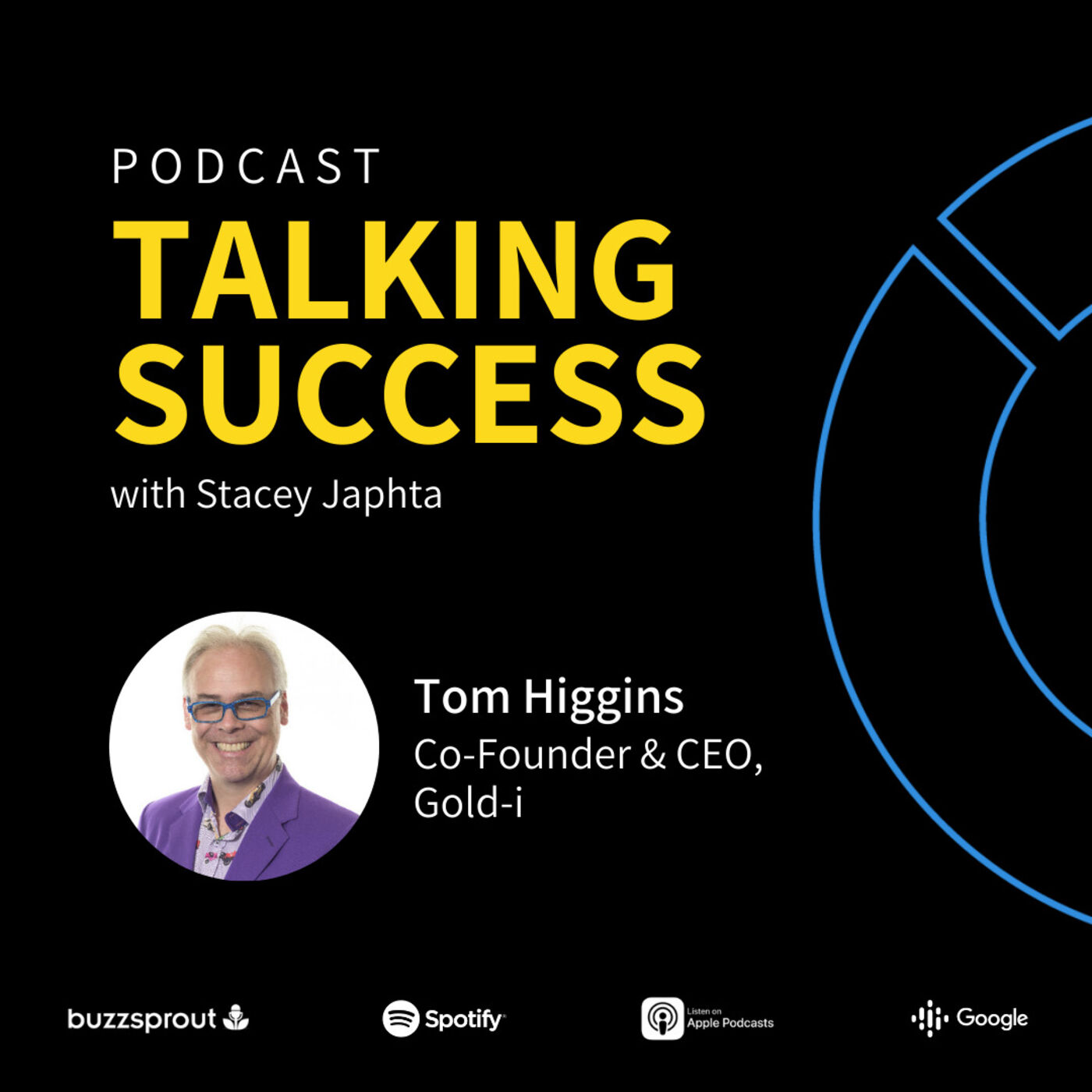 Tom Higgins, CEO & Founder of Gold-i - All things FinTech, how to get through ups and downs in the market, & how to validate a good business idea