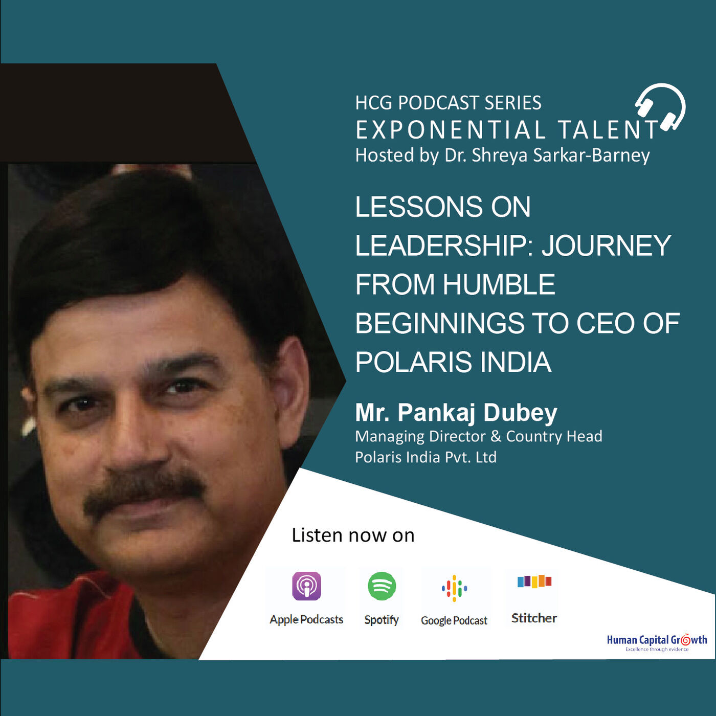 Lessons on Leadership: Journey from Humble Beginnings to CEO of Polaris India
