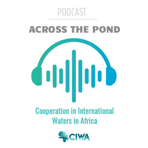 Across the Pond Podcast Artwork Image