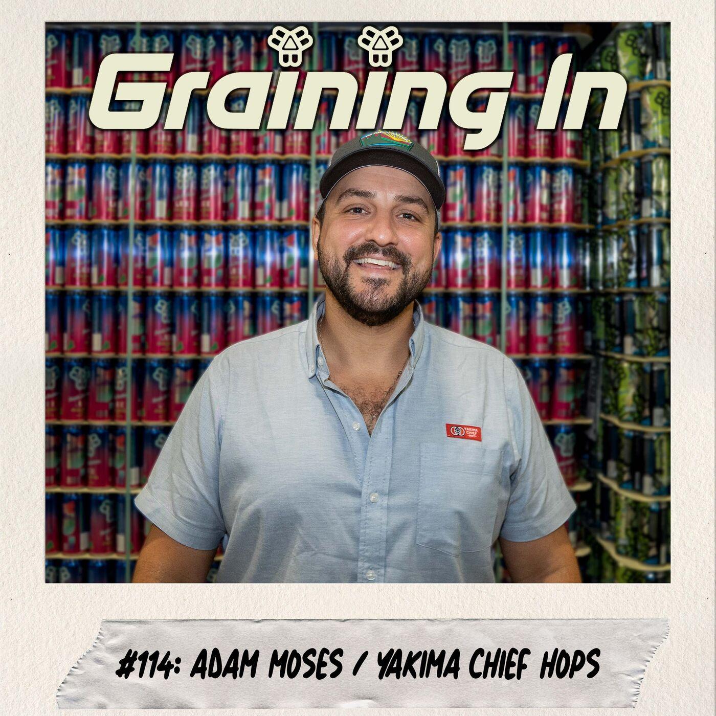 #114: Adam Moses | Yakima Chief Hops