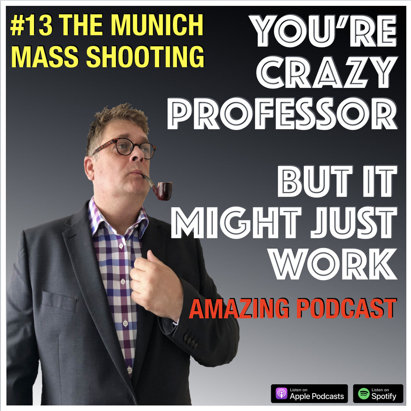 The Munich Mass Shooting 2016