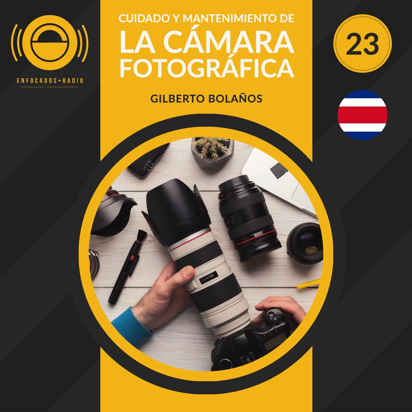 EP023: Cuidado y mantenimiento de la cámara fotográfica