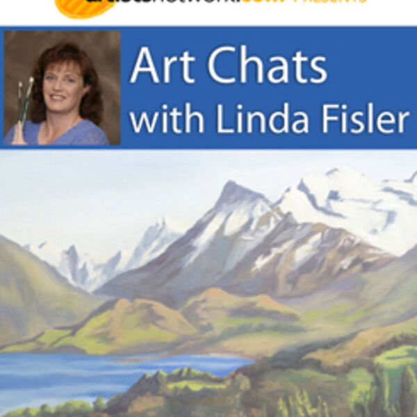 All Things Creative with Linda Riesenberg Fisler Podcast Artwork Image
