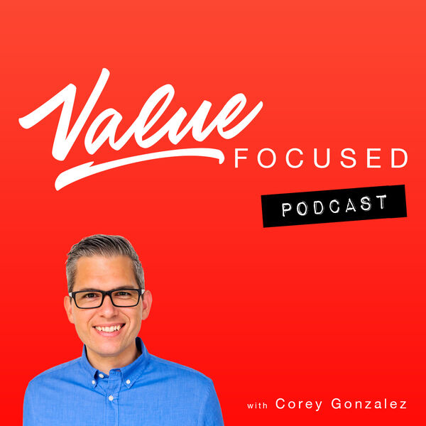 Value Focused Podcast Podcast Artwork Image