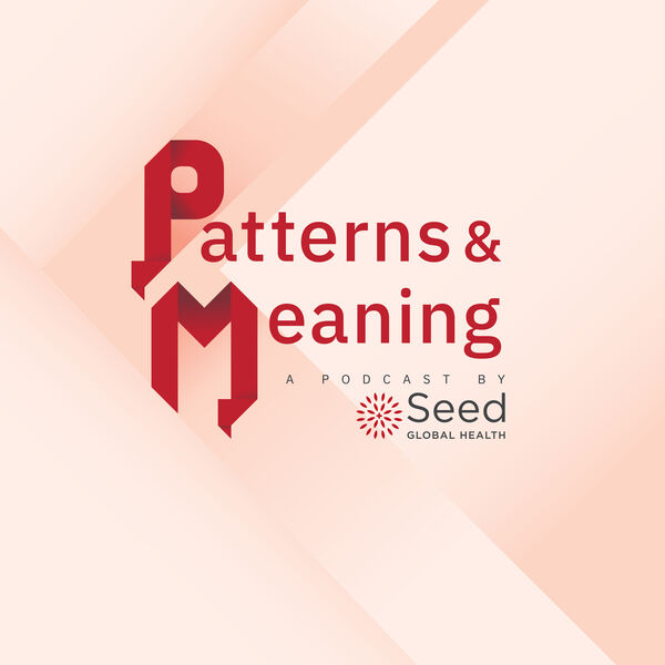 Patterns & Meaning Podcast Podcast Artwork Image