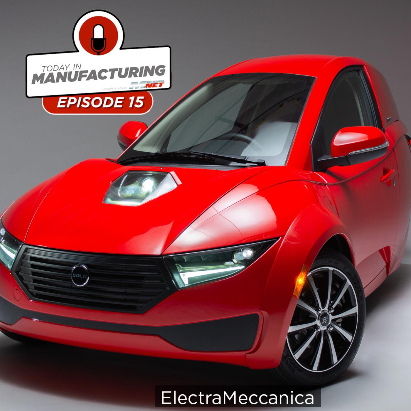 3-Wheeled Cars, Backseat Tesla Drivers, Crack Closes Major Bridge | Today in Manufacturing Ep. 15