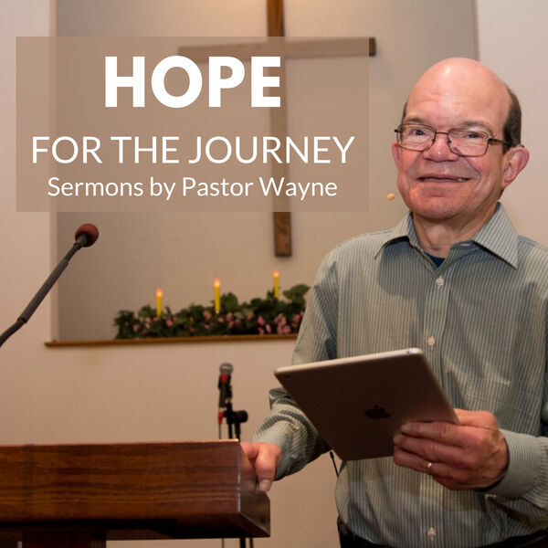 Hope for the Journey Podcast Artwork Image
