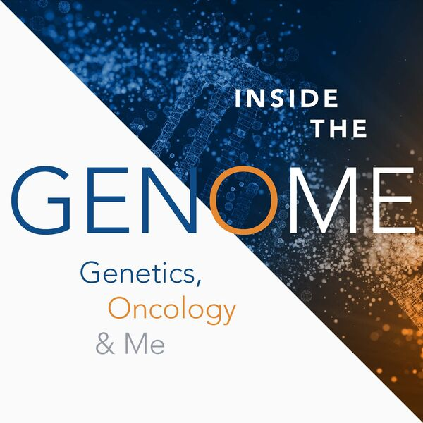 Inside the GENOME Podcast Artwork Image