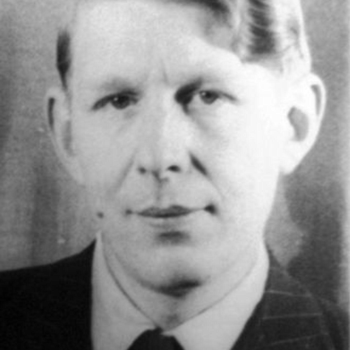 W H Auden The Novelist The Fall of Rome September 1st 1939