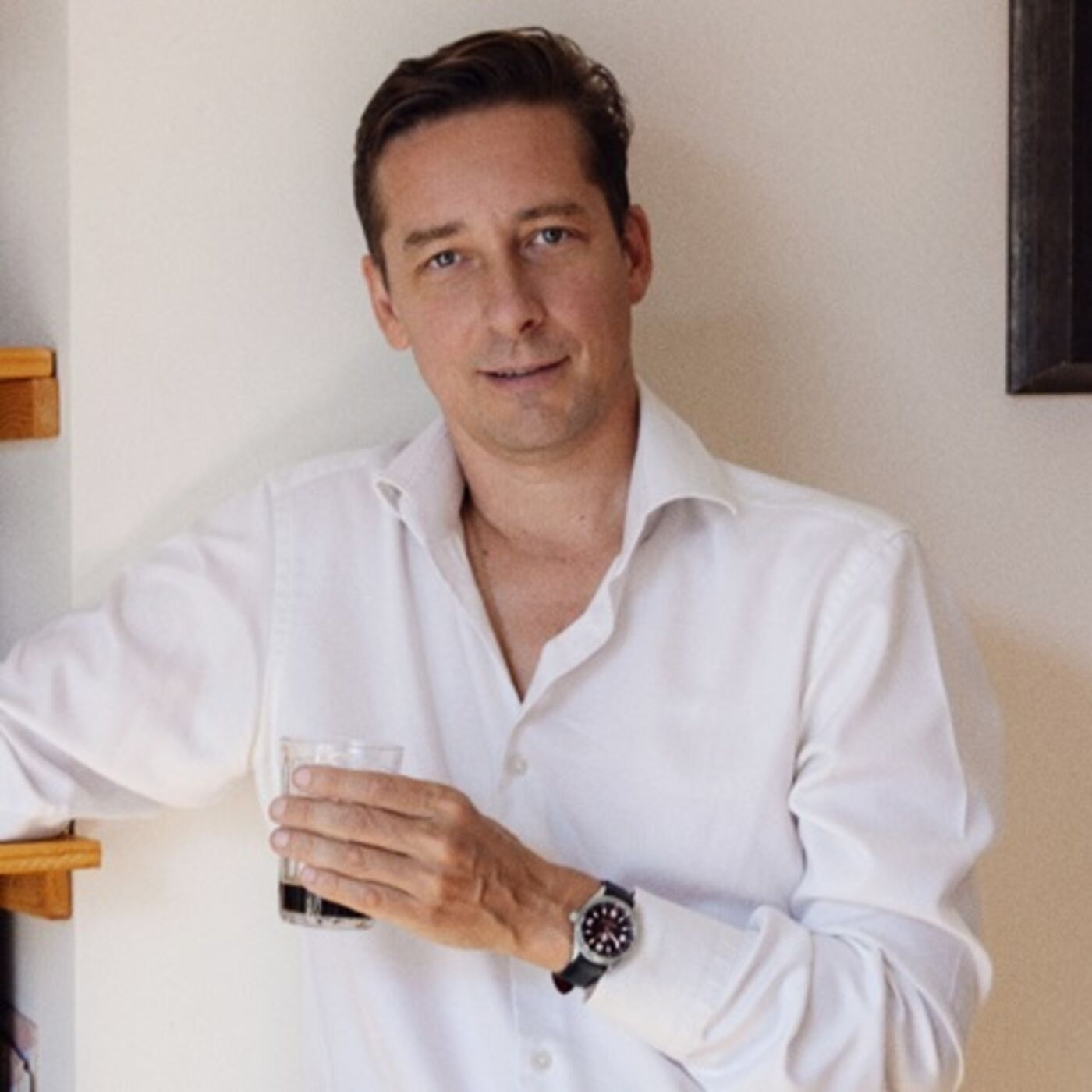 David Henderson-Stewart, Managing Director at Raketa Watch Factory