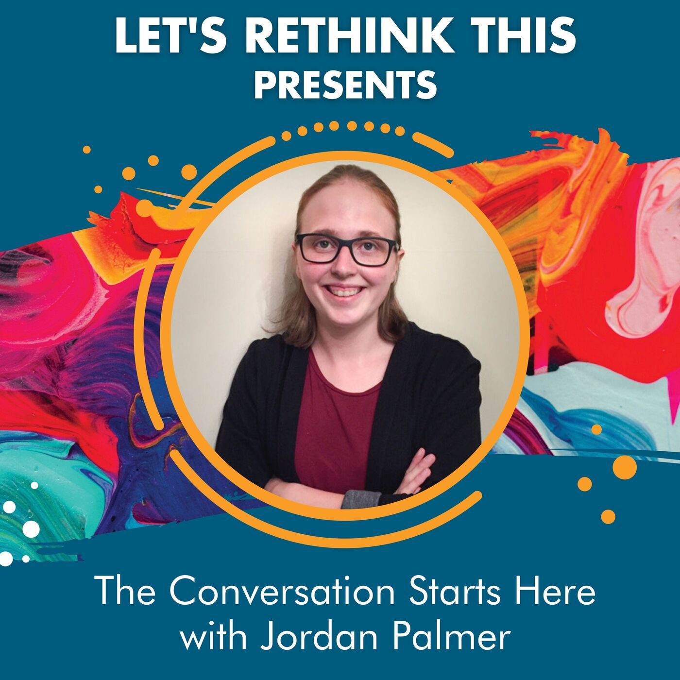 The Conversation Starts Here with Jordan Palmer