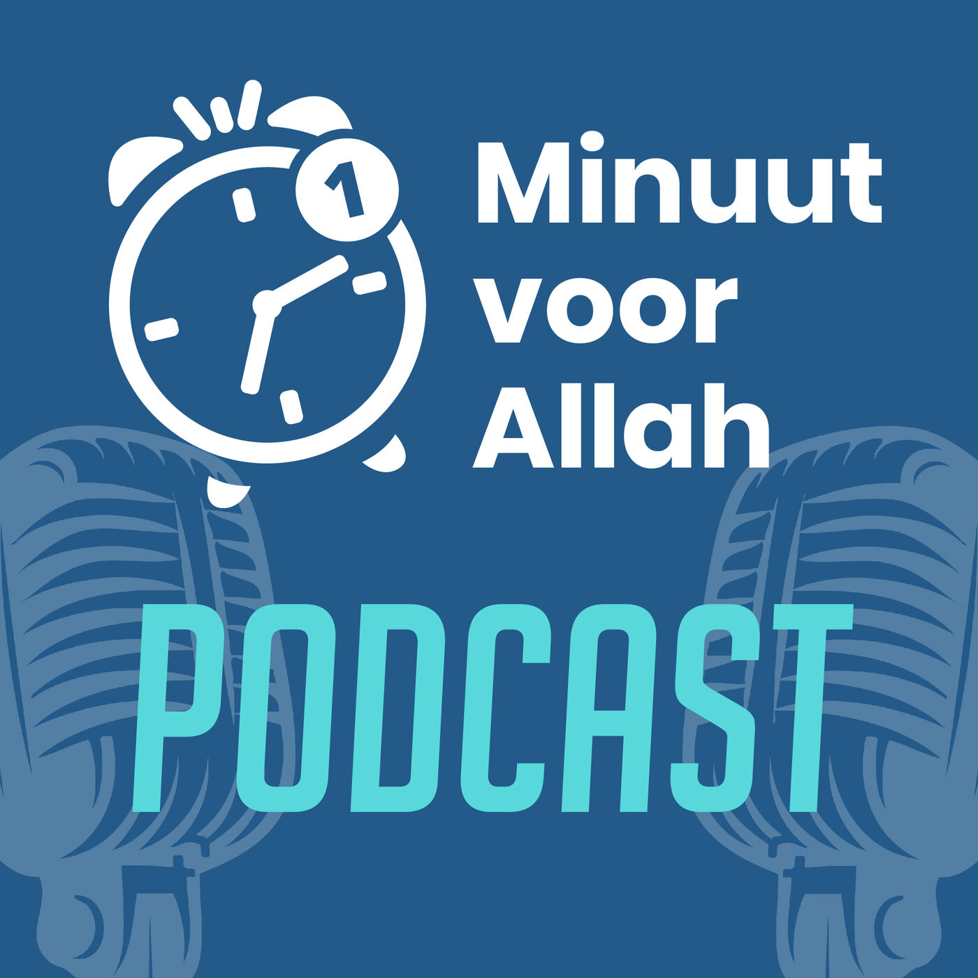 Minuut voor Allah logo