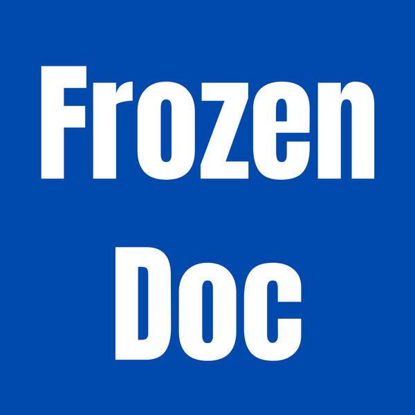 Frozen Doc - A Podcast on Wilderness Medicine Podcast Artwork Image