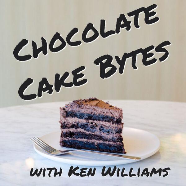 Chocolate Cake Bytes Podcast Artwork Image