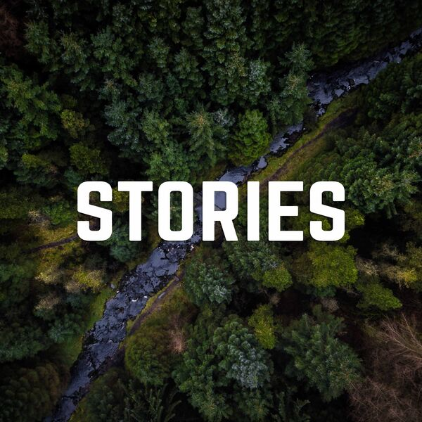 Stories Are My Way Home Podcast Artwork Image