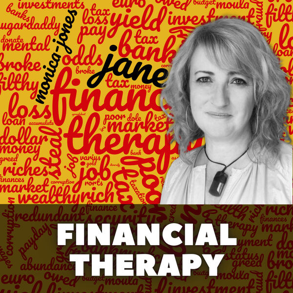 Financial Therapy Podcast Artwork Image