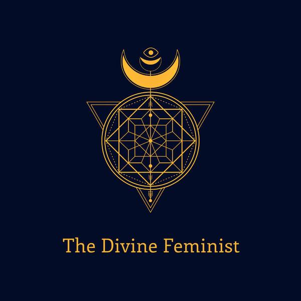 The Divine Feminist Podcast Artwork Image