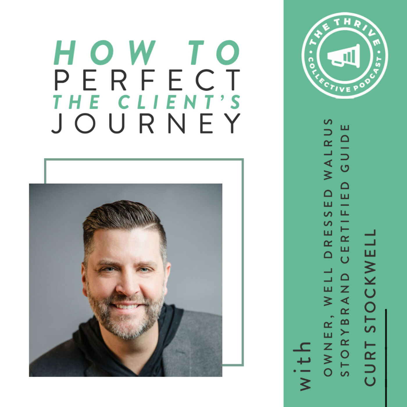 How to Perfect the Client's Journey with Curt Stockwell