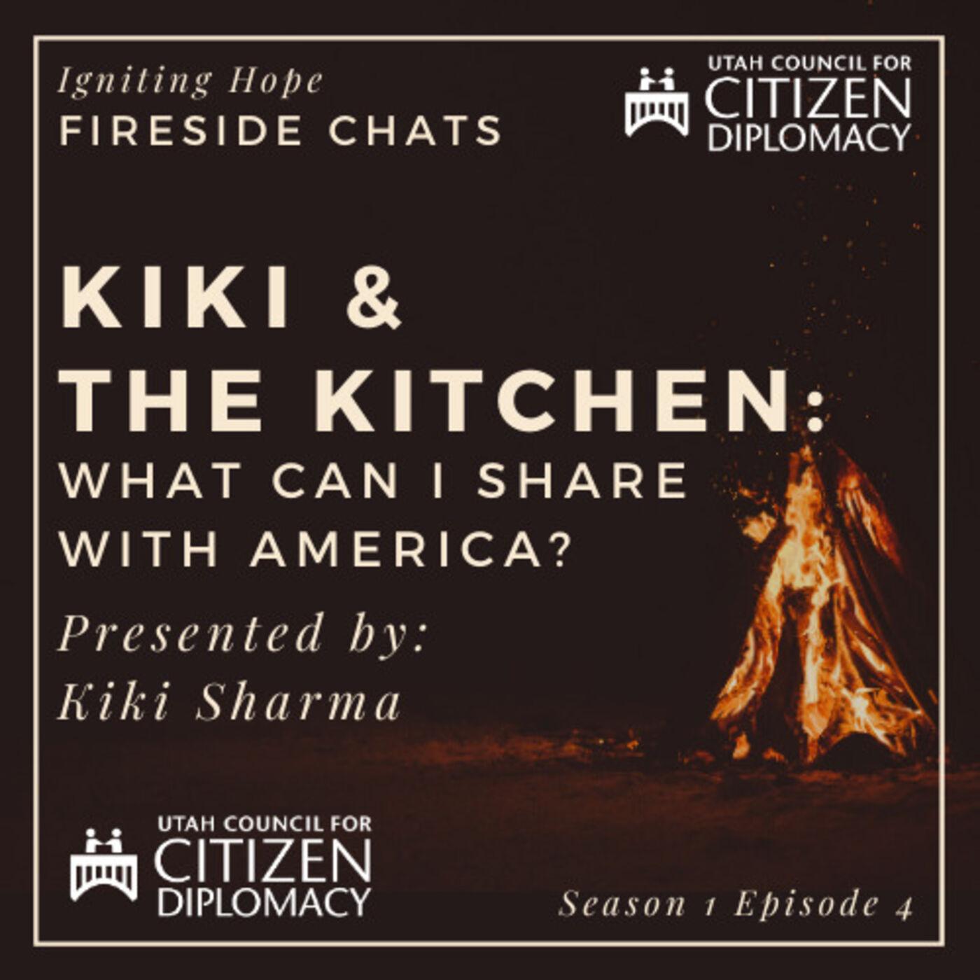 Kiki & the Kitchen