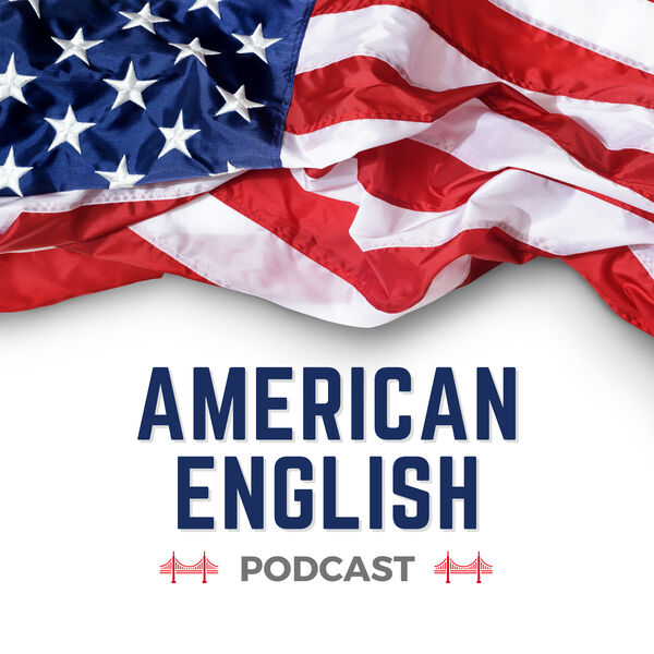 American English Podcast Podcast Artwork Image